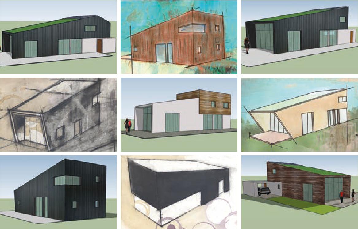 troglo village bouwdoos concepten overzicht