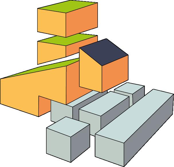 troglo village bouwdoos logo