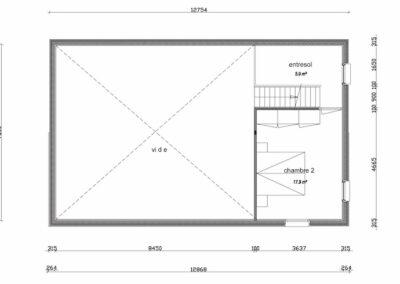 troglo village concepthuis 1e verdieping